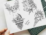 Drawings Of Native Flowers Bottom Left Inked Pinterest Tattoos Tattoo Drawings and
