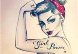 Drawings Of Pin Up Girls for A Tattoo Pin On Tattoos