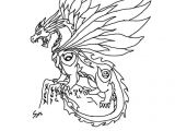 Drawings Of Real Dragons Coloring Pages Of Real Dragons Luxury Dragons Ausmalbilder