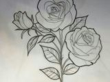 Drawings Of Roses with Stems Pin by Miguelita Moore On Rose Drawings Rose Sketch Rose Drawing