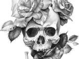 Drawings Of Skulls with Roses Pin by Steven Unfortunately On Art Tattoos Tattoos Skull Tattoos
