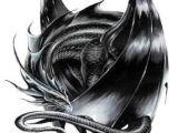 Drawings Of Sleeping Dragons Sleeping Black Dragon Recreation Lifestyle Pinterest Dragon