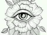 Drawings Of Small Eyes Skull In Pupil Small Eyes Dainty Details Geometrictattoos