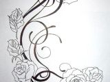 Drawings Of Vine Flowers 45 Beautiful Flower Drawings and Realistic Color Pencil Drawings