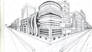Easy 2 Point Perspective Drawings Pin by Bridget Jane On School Two Point Perspective Point