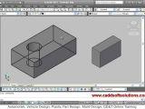 Easy 2d Drawings for Beginners Autocad 3d Modeling Basic Tutorial Video for Beginner 1 Youtube