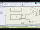 Easy 2d Drawings for Beginners Engineering Creating A Simple Drawing In solidworks andrew Leroy