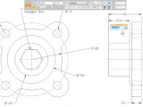 Easy 2d Drawings for Beginners Free 2d Cad software solid Edge 2d Drafting