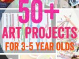 Easy 5 Year Old Drawings 50 Art Projects for 3 5 Year Olds Menina Raia Ka Daila