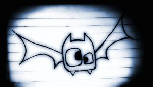 Easy Bats to Draw How to Draw A Cute Cartoon Bat Easy Step by Step for Kids