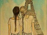 Easy Bff Friendship Cute Drawings 33 Best Friend Drawings Images Best Friend Drawings