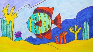 Easy Drawing for Class 5 Thrive Online Art Classes for Kids Beginner Program