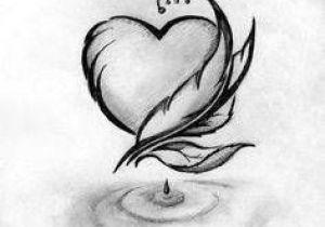 Easy Drawing Love Hearts Dibujos De Amor Faciles 3 Drawingsa Drawi