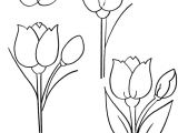 Easy Drawing Of A Rose Bud Easy Steps to Draw A Flower Prslide Com
