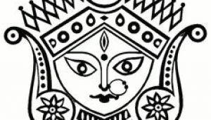 Easy Drawing Of Durga Maa 15 Best Durga Images Indian Art Durga Goddess Durga Painting