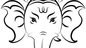 Easy Drawing Of Ganesha A A A A A Ganesh Pinterest Ganesha Ganesh and