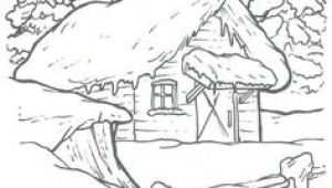 Easy Drawing Of Winter Season 95 Best Winter Drawings Images Christmas Coloring Pages Christmas