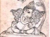 Easy Drawing Vinayagar 258 Best Ganesh Art Images Ganesha Art Baby Ganesha Buddha