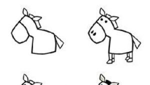 Easy Drawing Zebra 152 Best Drawing Instructions Images Easy Drawings Learn to Draw