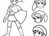 Easy Drawing Zelda How to Draw Link Easy Step 9 Phots Drawings Easy Drawings