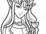 Easy Drawing Zelda Legend Of Zelda Drawing Easy