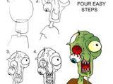 Easy Drawing Zombie 109 Best Face S Images Eyes Paintings Cartoon Eyes