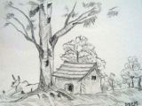 Easy Drawings About Nature 83 Best Nature Pencil Sketches Images Painting Art Paintings
