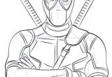 Easy Drawings Deadpool Learn How to Draw Deadpool Deadpool Step by Step Drawing
