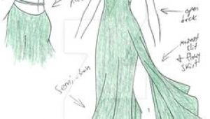 Easy Drawings Dresses 147 Best Dress Drawings Sketches Images