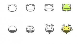 Easy Drawings for 12 Year Olds Simple Drawing for Kids A K I D S Arta Drawings Doodles Cute