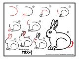 Easy Drawings for 5th Graders How to Draw A Rabbit Art for Kids Hub Art Lessons Drawings