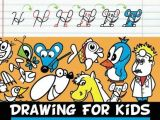 Easy Drawings for Your Teacher Drawing for Kids with Cursive Letters In Easy Steps Abc Cartooning