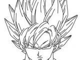 Easy Drawings Goku 25 Best Goku Drawing Images Drawings Dragon Ball Gt Manga Anime