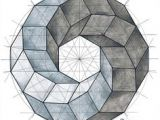 Easy Drawings Illusions 3d Illusion Drawing Easy How to Draw An Optical Illusion Escher