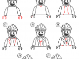 Easy Drawings Joker 21 Best Legoa A Images Drawings Easy Drawings Learn Drawing
