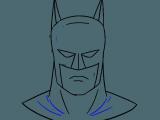 Easy Drawings Joker How to Draw Batman S Head Diy Pinterest Drawings Painting and