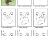 Easy Drawings Koala 101 Best Drawing Tutorial Images Ideas for Drawing Drawing