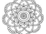 Easy Drawings Mandala Stci Coloriage Pour Adultes Et Enfants Mandalas Tattoos