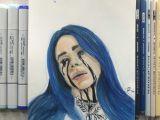 Easy Drawings Of Billie Eilish Pin Von Hi Hey Auf Zeichnen Zeichenvorlagen Drawing Und