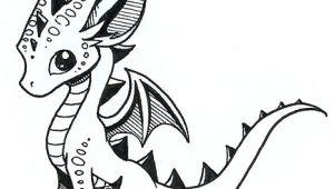Easy Drawings Of Cute Dragons Cute Little Dragon Drawing Dragon Dragon Art Drawings