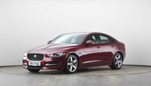 Easy Drawings Of Jaguars Cars that are Easy to Draw Used Jaguar Xe 2 0d 180 R Sport 4dr Red