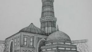 Easy Drawings Of Qutub Minar 2356 Best Outline Drawing Images In 2019 Indian Art Indian