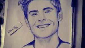 Easy Drawings Of Zac Efron 69 Best My Drawings Duaemaz Images My Drawings Drawing Art