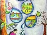 Easy Drawings On Save Environment 24 Best Poster Images Water Poster Poster Save Water