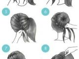 Easy Drawings that Look Hard This Looks so Easy but Its Pretty Hard Hair Styles Pinterest