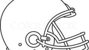 Easy Football Helmet Drawing 23 Best Football Helmet Cake Images Football Helmets