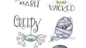 Easy Halloween Drawings for Kids More Halloween Doodles Mariebrowning Halloween Drawing