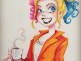 Easy Harley Quinn Drawing Pin On Harley Quinn