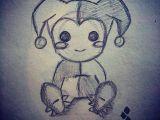 Easy Harley Quinn Drawing Pinterest