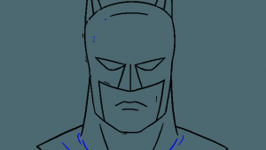Easy Harley Quinn Drawings Step by Step How to Draw Batman S Head Diy Pinterest Drawings Painting and